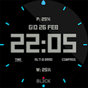SPORTY  Watch Face icon