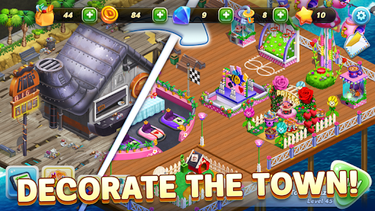 Diner DASH Adventures App Latest Version Download For Android and iPhone 5
