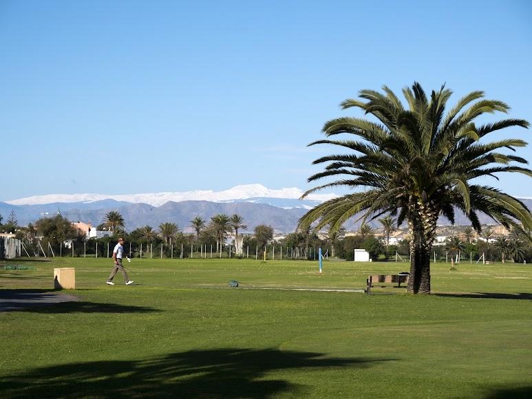 El Ejido, campo golf Almerimar.