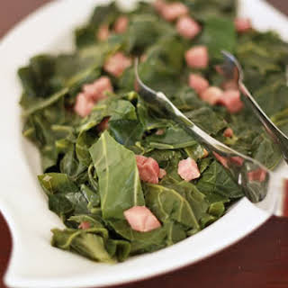 Southern-Style Greens.