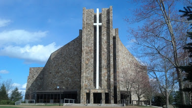 Photo: front view of the chapel - beautiful