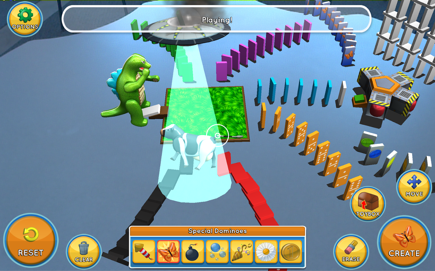 Domino World- screenshot