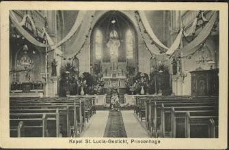 Photo: 1930 Kapel Lucia-gesticht Liesboslaan