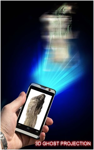 android Ghost Projector Prank Screenshot 0