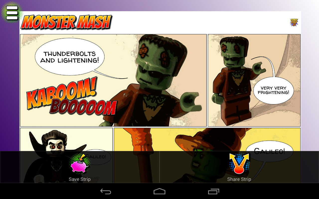 Comic Strip It! (lite)- screenshot
