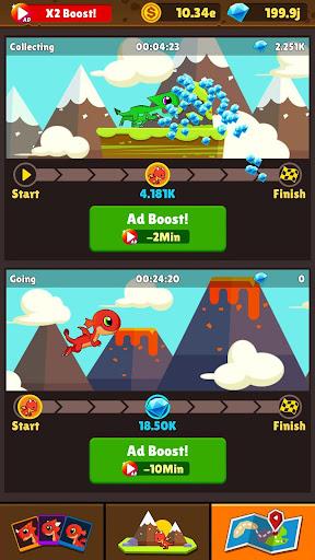 IDLE DRAGON WORLD:FUN GAME filehippodl screenshot 4