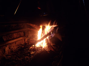 Photo: Mmm, fire.