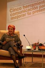 Photo: XIII Jornada Internacional de Comunicación Siglo XXI ¿Cómo salir juntos de la crisis? Rosa Mª Calaf