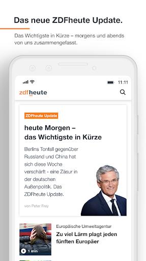ZDFheute - Nachrichten 3.3 screenshots 5