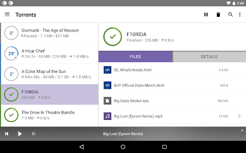 BitTorrent®- Torrent Downloads v3.1