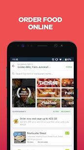 Zomato – Restaurant Finder and Food Delivery App 5