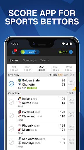 Onside Sports: Scores, Live Odds & Bet Tracking Screenshots 3