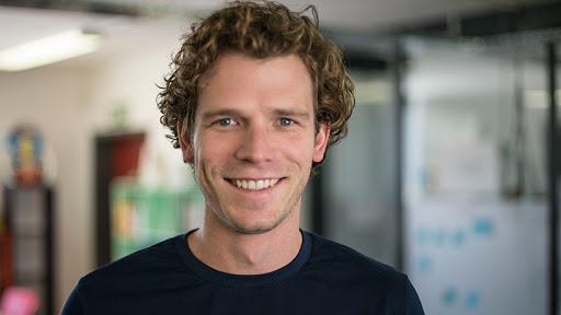 Stephen van der Heijden, VP for growth at OfferZen.