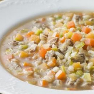 Satisfying Scotch Broth