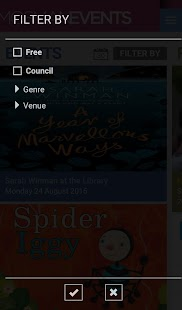 Mosman Events- screenshot thumbnail