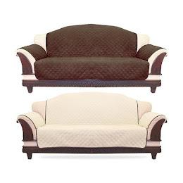 Husa de protectie pentru canapea doua locuri, Coach Coat