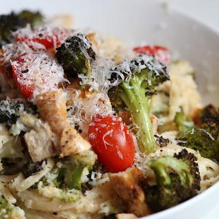 Healthy Chicken Alfredo Pasta Recipes