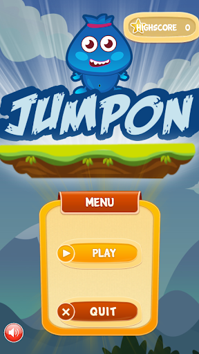 Jumpon - Jump Game  captures d'écran 2
