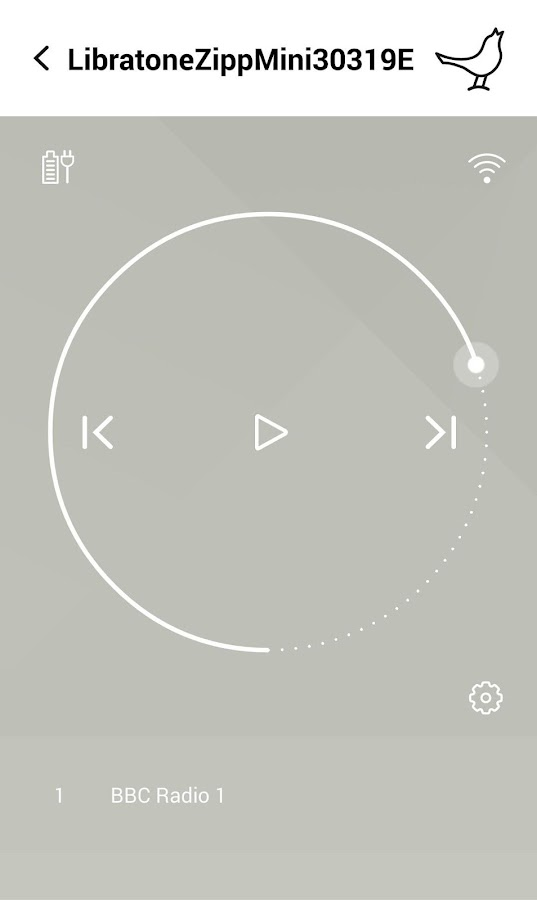 Libratone- screenshot