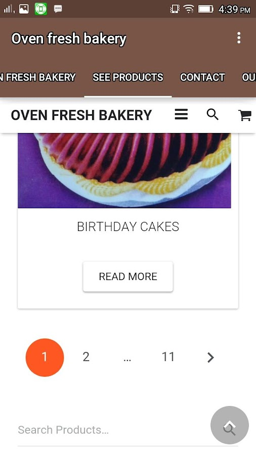 Oven Fresh Bakery - Android Apps on Google Play