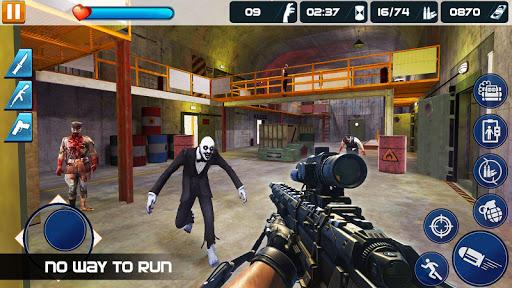 Real zombie hunter u2013 FPS Top Gun shooting Game 2 de.gamequotes.net 5