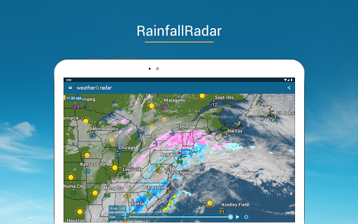 Weather & Radar USA screenshots 10