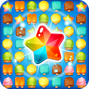 Ice Cream Mania :  Match 3 Puzzle