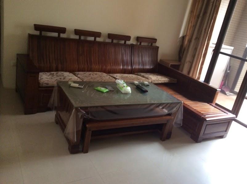 泰山二手布沙發拍賣