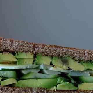 Green Goddess Sandwich.