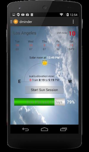 dminder screenshot 3