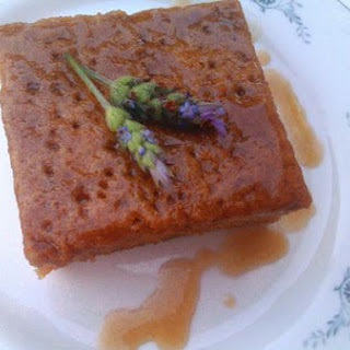 Coffee Malva Pudding