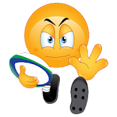 Rugby Emojis by Emoji World ™