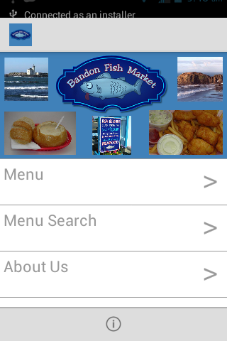 Bandon Fish Market- screenshot