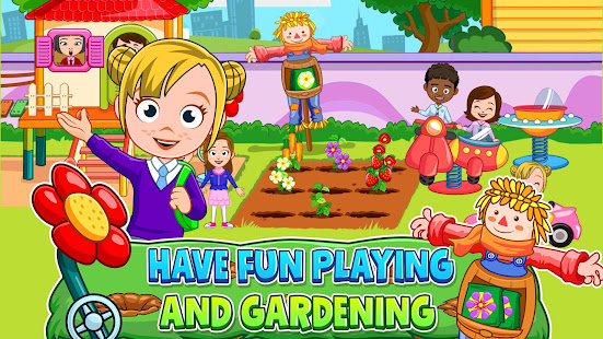 My Town : Preschool Mod