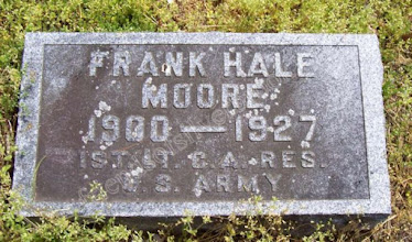 Photo: Moore, Frank Hale (Vet)