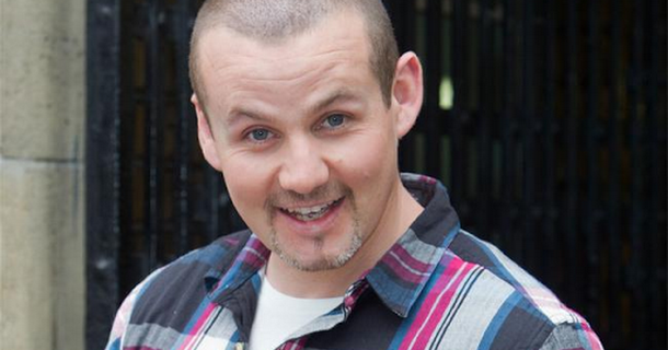 Ryan Moloney wants to be new Pat Phelan in Corrie