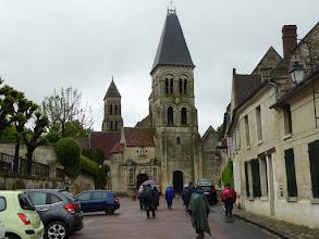 Photo: Abbaye Notre-Dame de Morienval