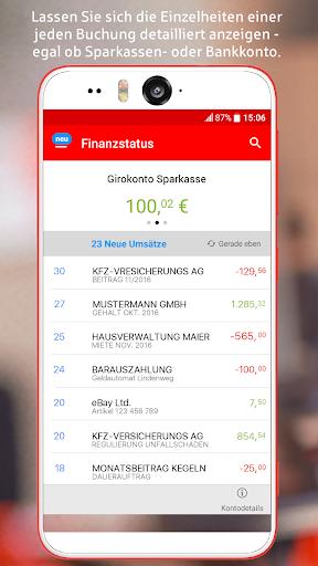 (APK) تحميل لالروبوت / PC Sparkasse+ تطبيقات screenshot
