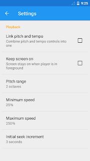 Music Speed Changer screenshot 05