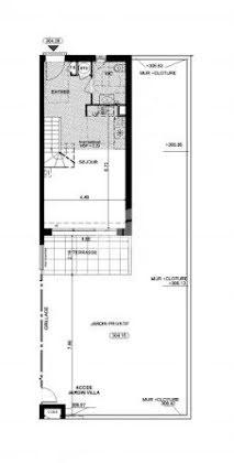 Vente maison 3 pièces 73,28 m2