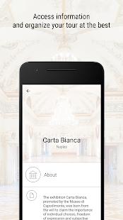 Carta Bianca - náhled