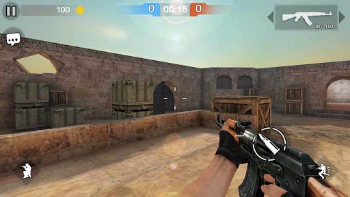 Critical Strike CS: Counter Terrorist Online FPS screenshot 1