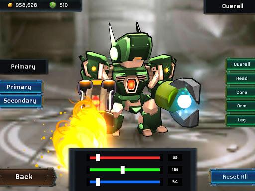 MegaBots Battle Arena: Build Fighter Robot filehippodl screenshot 19