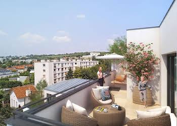 Appartement 4 pièces 82,14 m2
