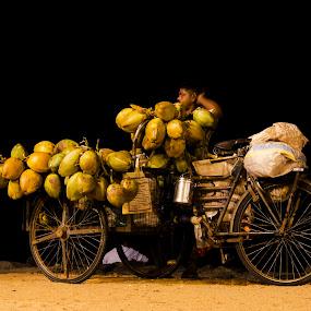 by Babu Raj - People Street & Candids