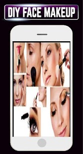DIY Home Makeup Step By Step Course Contouring New - náhled