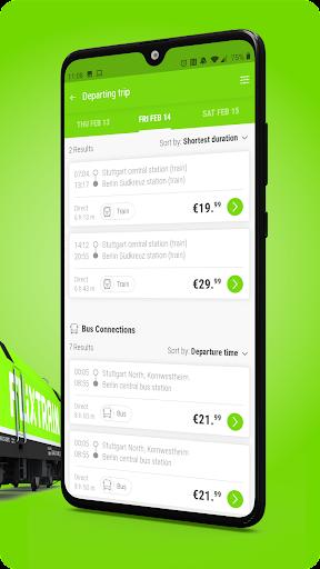 FlixTrain 0.2.0 screenshots 2