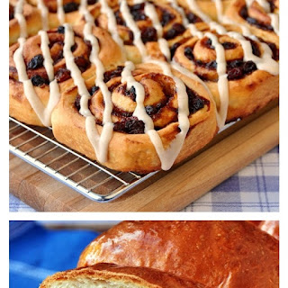 Old Fashioned Cinnamon Rolls.