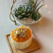 Salted Egg Cupcake