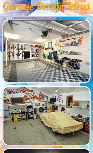 Garage design ideas android apps on google play for Garage design app